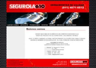 Segurola 610