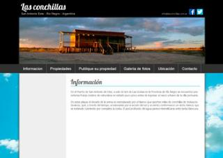 Las conchillas