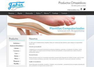 Ortopedia Fabar