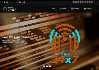 Radio24x7.com