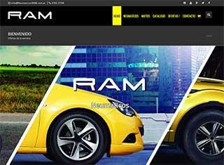 Neumaticos RAM