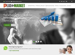 P+ Plus Market