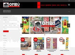 Filatelia OMBU