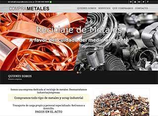 Compra Metales