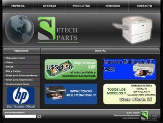 Setech Parts