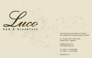 Luco Bed & Breackfast